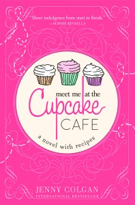 Meet Me at the Cupcake Cafe Cover
