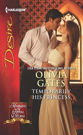 Guest Review: Temporarily His Princess by Olivia Gates