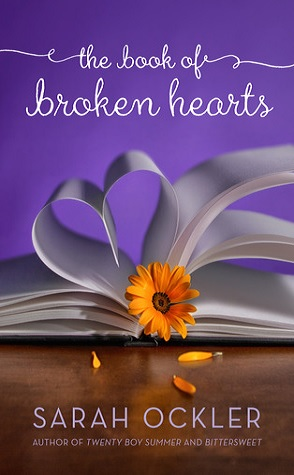 Review: The Book of Broken Hearts by Sarah Ockler