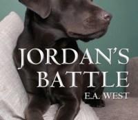 #DFRAT Excerpt (+ a Giveaway): Jordan's Battle by E.A. West