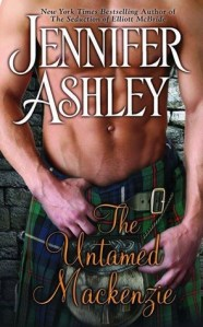 Guest Review: The Untamed Mackenzie by Jennifer Ashley