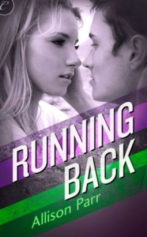 Review: Running Back by Allison Parr