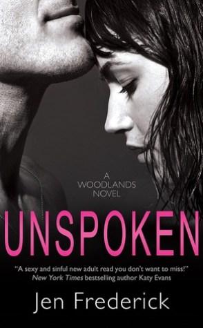 Review: Unspoken by Jen Frederick