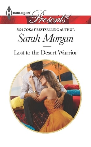 Guest Review:  Lost To The Desert Warrior by Sarah Morgan