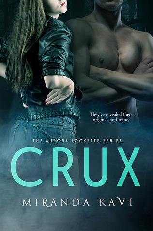 Lightning Review: Crux by Miranda Kavi