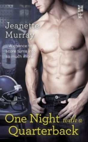 Guest Review: One Night with a Quarterback by Jeanette Murray