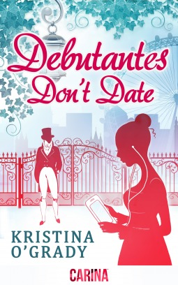 Guest Review: Debutantes Don't Date by Kristina O'Grady