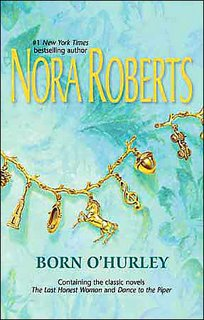 Retro-Review: Born O'Hurley by Nora Roberts