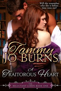 Guest Review: A Traitorous Heart by Tammy Jo Burns