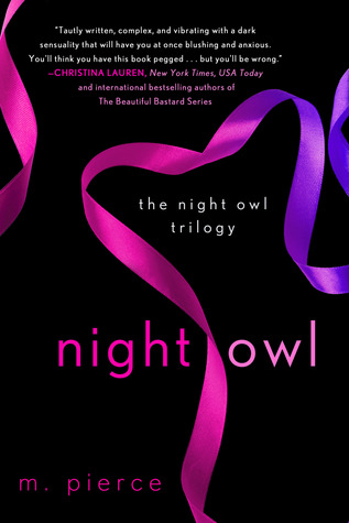 Guest Review: Night Owl by M. Pierce