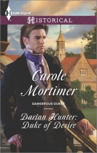 Guest Review: Darian Hunter: Duke of Desire by Carole Mortimer
