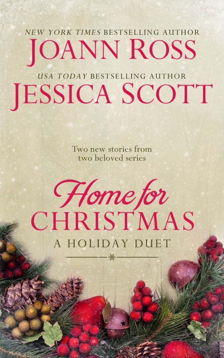 Book Watch: Home for Christmas by JoAnn Ross and Jessica Scott ...