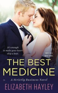 Guest Review: The Best Medicine by Elizabeth Hayley