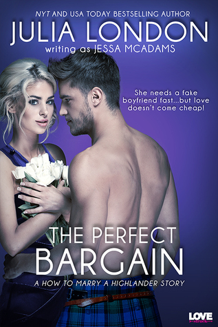 Guest Review: The Perfect Bargain by Julia London writing as Jessa McAdams