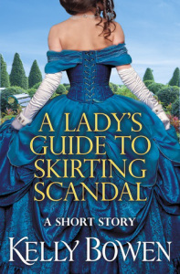 Guest Review: A Lady's Guide to Skirting Scandal by Kelly Bowen