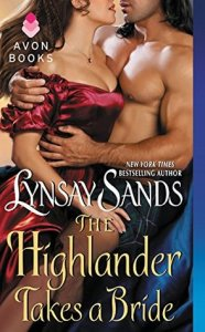 Guest Review: The Highlander Takes a Bride by Lynsay Sands