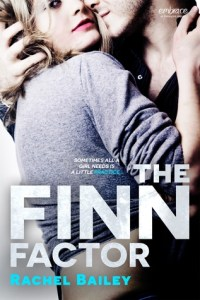 Guest Review: The Finn Factor by Rachel Bailey