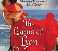 Release Day Blitz: The Legend of Lyon Redmond by Julie Anne Long