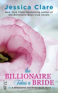 Guest Review: The Billionaire Takes a Bride by Jessica Clare