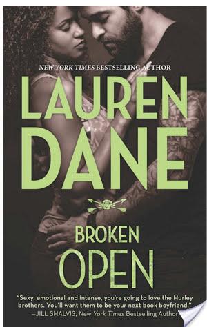Review: Broken Open by Lauren Dane