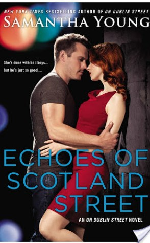 Review: Echoes of Scotland Street (+ Giveaway) by Samantha Young