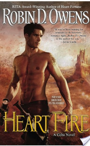 Review: Heart Fire by Robin D. Owens