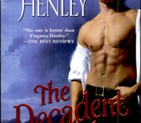Guest Review: The Decadent Duke by Virginia Henley