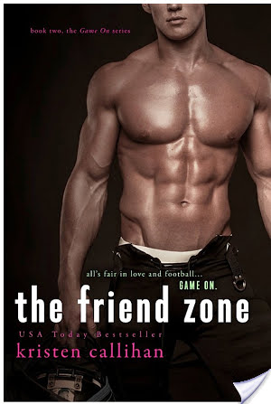Review: The Friend Zone by Kristen Callihan
