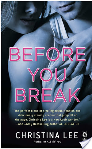 Review: Before You Break by Christina Lee