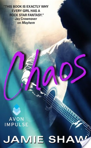 Review: Chaos by Jamie Shaw