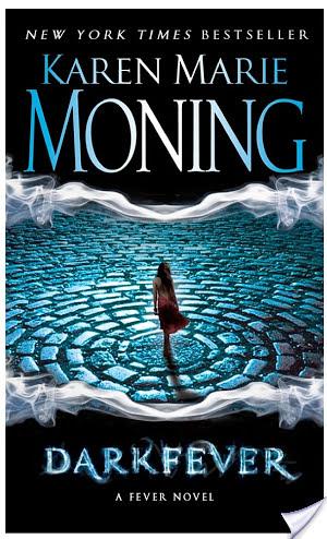 DNF Review: Darkfever by Karen Marie Moning