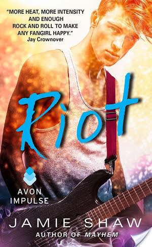 Review: Riot by Jamie Shaw