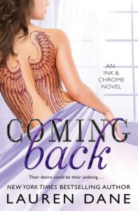 Guest Review: Coming Back by Lauren Dane