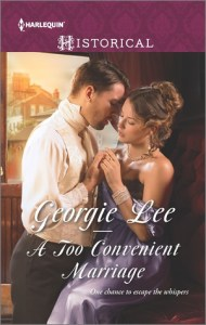 Guest Review: A Too Convenient Marriage by Georgie Lee