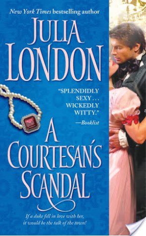 Review: A Courtesan's Scandal by Julia London