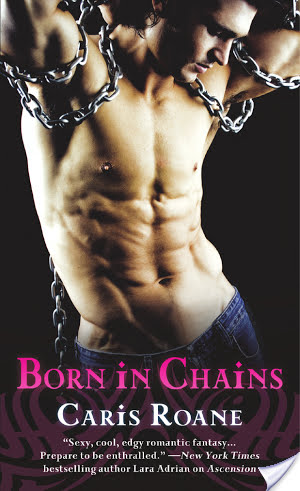 Guest Review: Born in Chains by Caris Roane