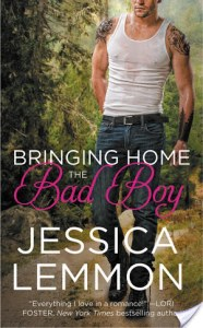 Guest Review: Bringing Home the Bad Boy by Jessica Lemmon