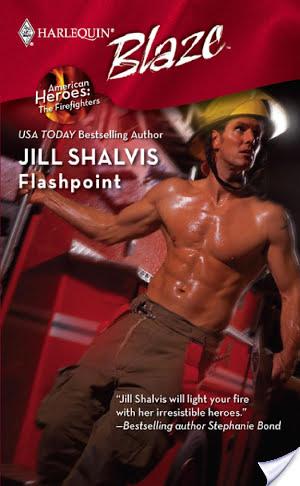 Guest Review: Flashpoint by Jill Shalvis at TGTBTU