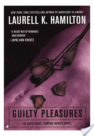 Guest Review: Guilty Pleasures by Laurell K. Hamilton