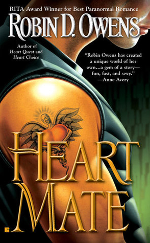 Joint Review: Heart Mate by Robin D. Owens