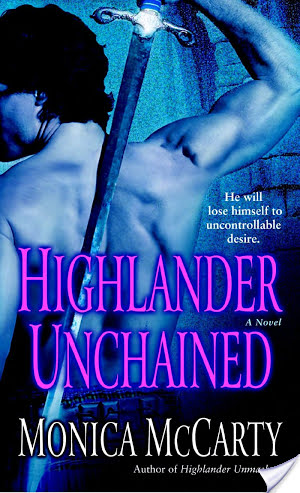 Review: Highlander Unchained by Monica McCarty