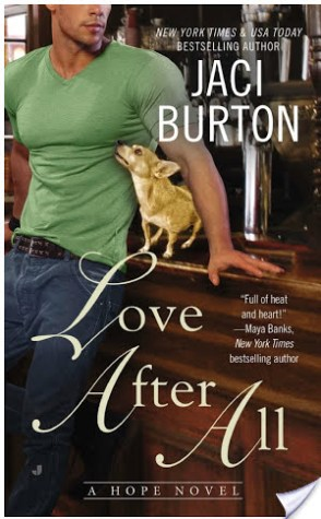 Guest Review: Love After All by Jaci Burton