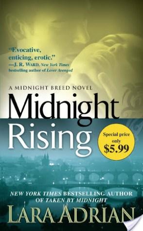 Review: Midnight Rising by Lara Adrian