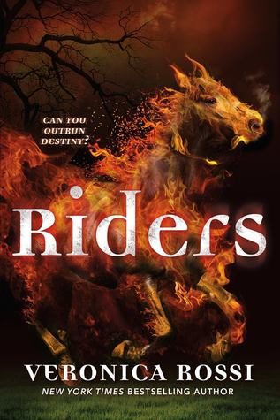 Guest Review: Riders by Veronica Rossi