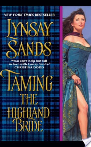 Guest Review: Taming the Highland Bride by Lynsay Sands