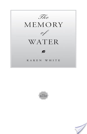 Review: The Memory of Water by Karen White