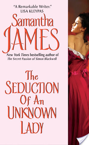 Review: The Seduction of an Unknown Lady by Samantha James.