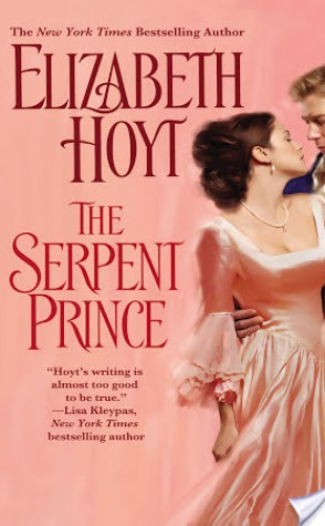 Retro Review: The Serpent Prince by Elizabeth Hoyt