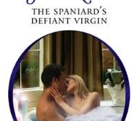 Review: The Spaniard's Defiant Virgin by Jennie Lucas