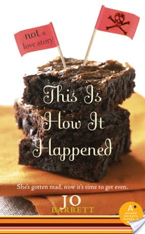 Review: This Is How It Happened by Jo Barrett.